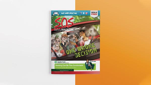 Dmytro Design SOS Safety Magazine thumbnail